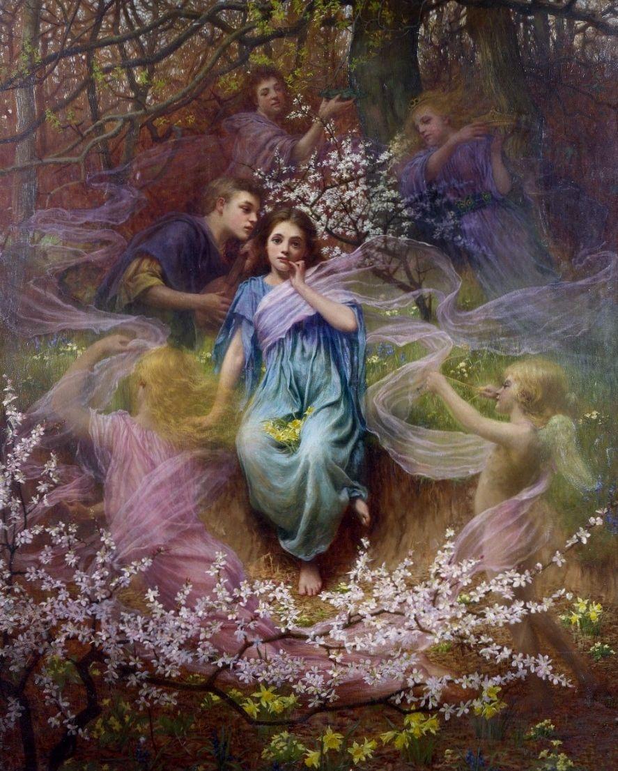 """William Savage Cooper (1880-1926), """"Phantasy"""""""