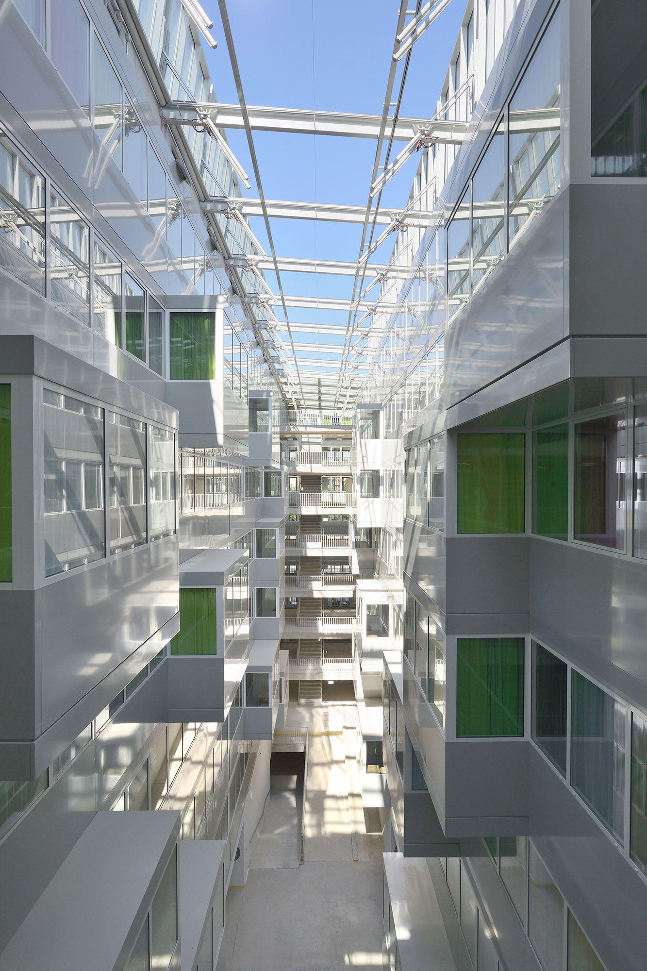 Student housing in Geneva