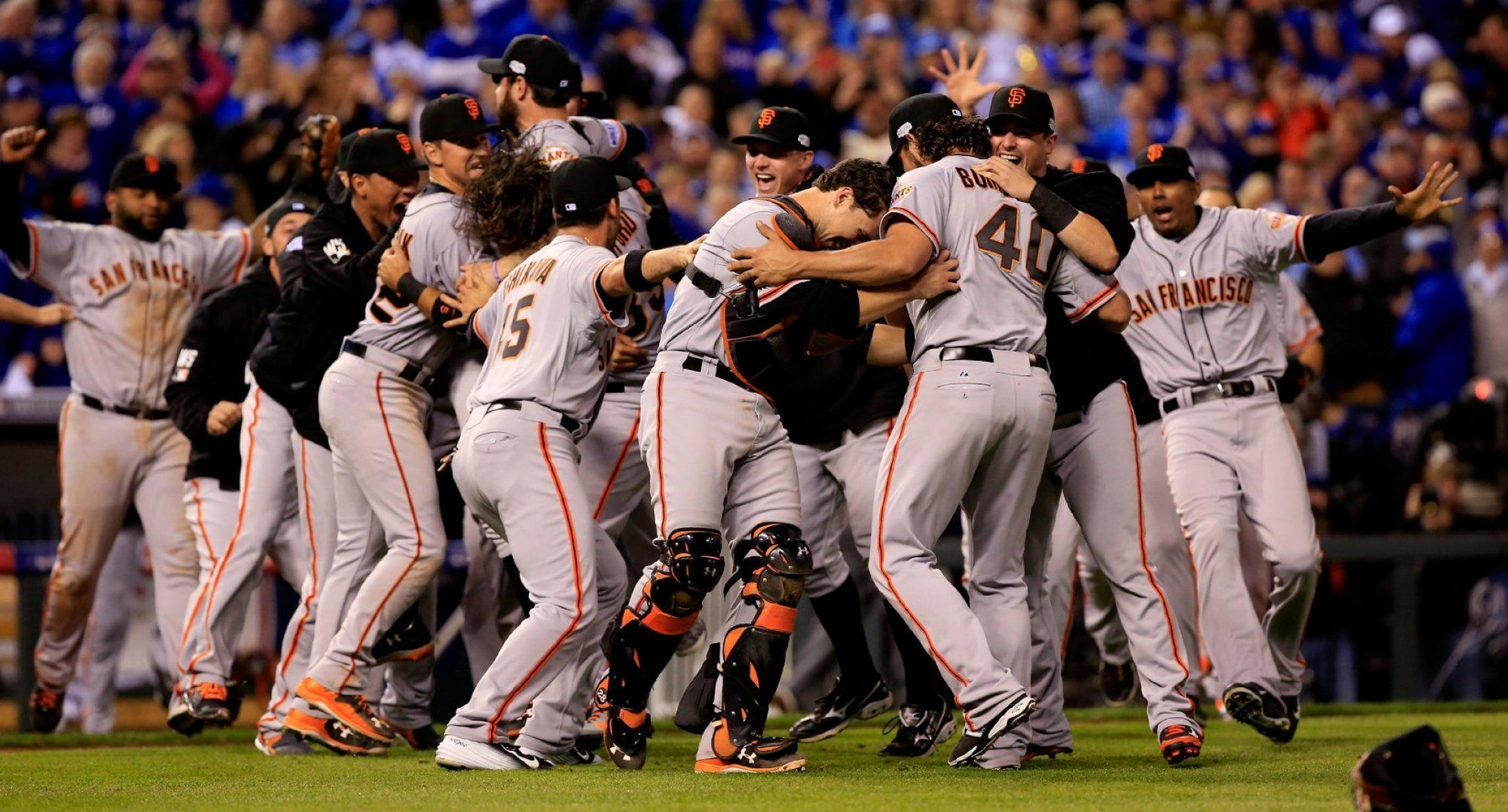 Why San Francisco Giants fans believe this year could be another World Series