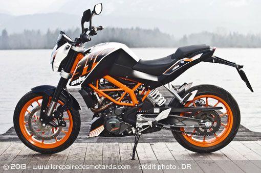 Essai Ktm Duke 390 Ktm Duke Ktm Duke Bike