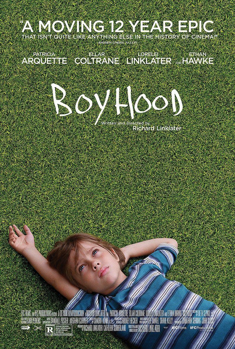 Didn T Like At All Kinda Of A Sleeper Boyhood Filmed Over 12
