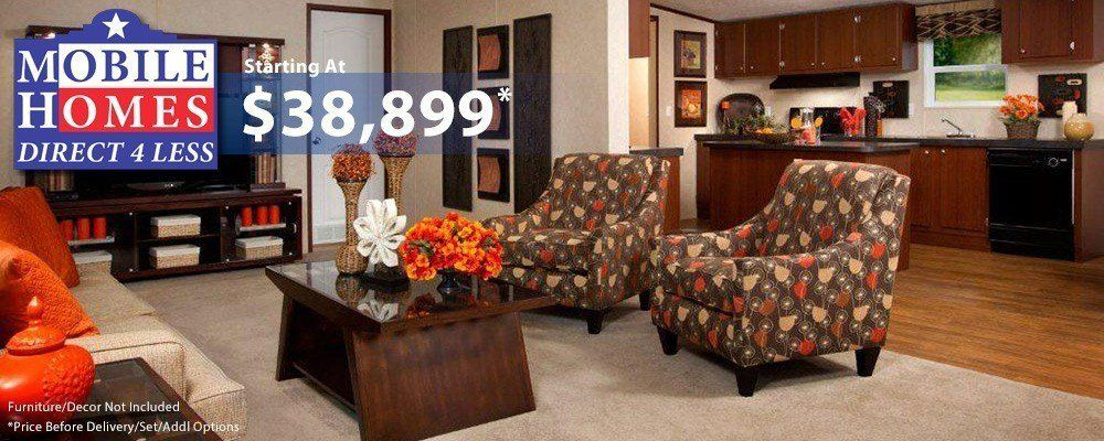 Double wide mobile homes starting at 39899 best prices