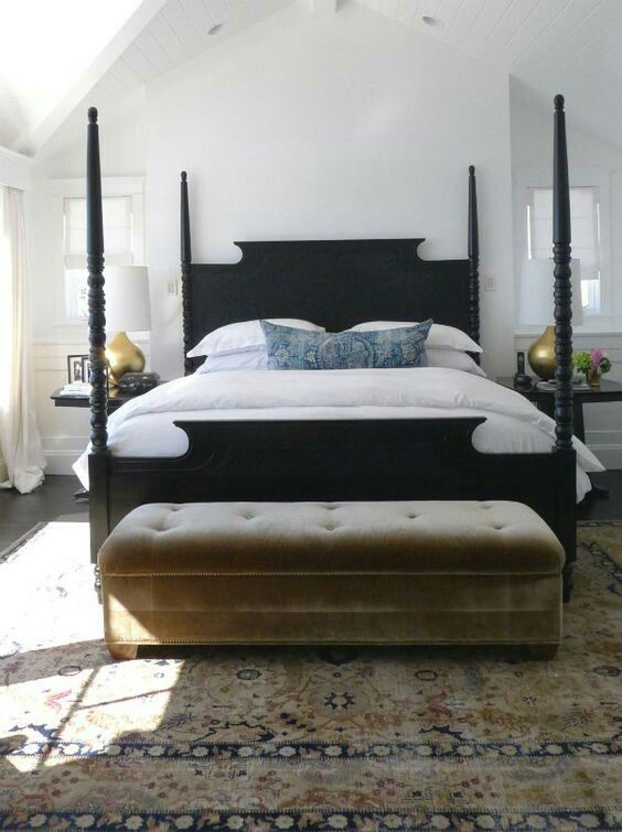 Cape Cod Bedroom Decorating Ideas Part - 32: Newport Beach: Home Tour : Modern Cape Cod Style - Lovely Bedroom Design