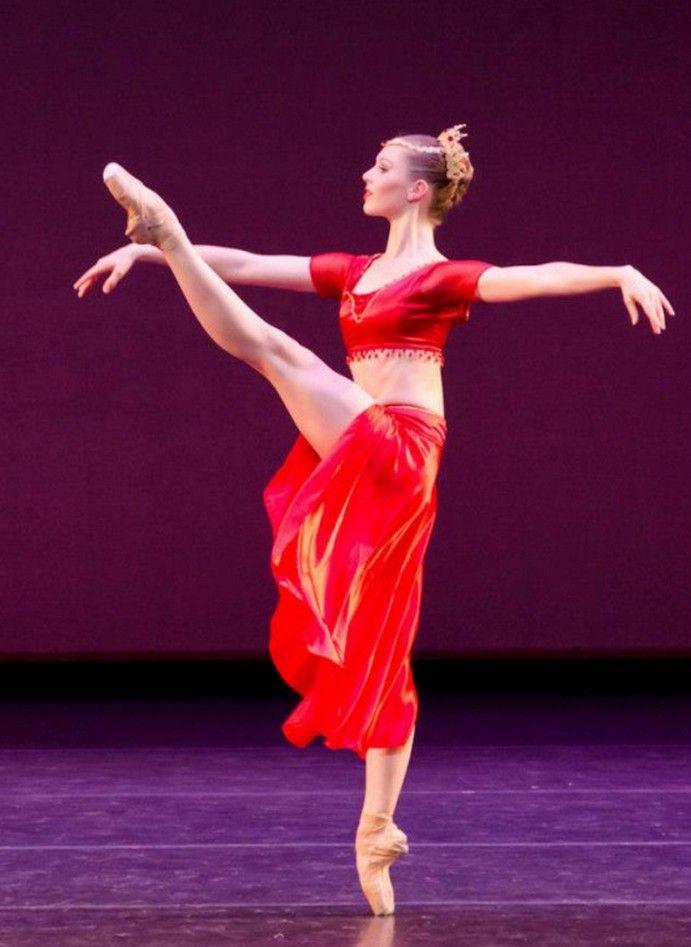 """Roberta-Marquez """"La Bayadere"""".✯ Ballet beautie, sur les pointes ..."""