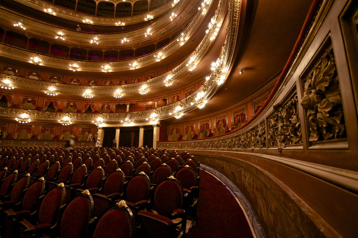 Gallery of The History of One of the Best Theaters in the World: Teatro Colón in Buenos Aires - 9