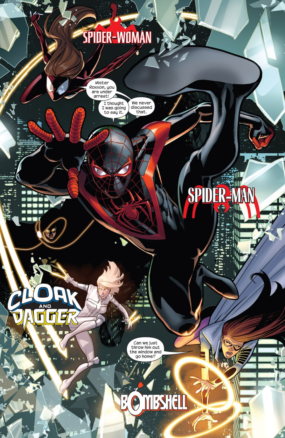 Ultimate Comics Spider Man 2011 Issue 28 Read Ultimate Comics Spider Man 2011 Issue 28 Comic Online In High Qualit Spiderman Comic Comics Spiderman Art