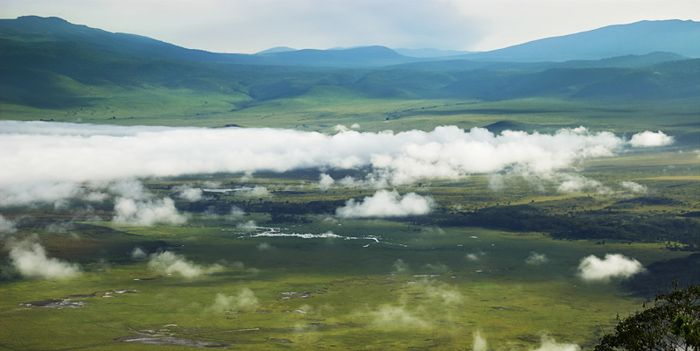 Ngorogor crater Tanzania by Laura Vink (Vink Academy)