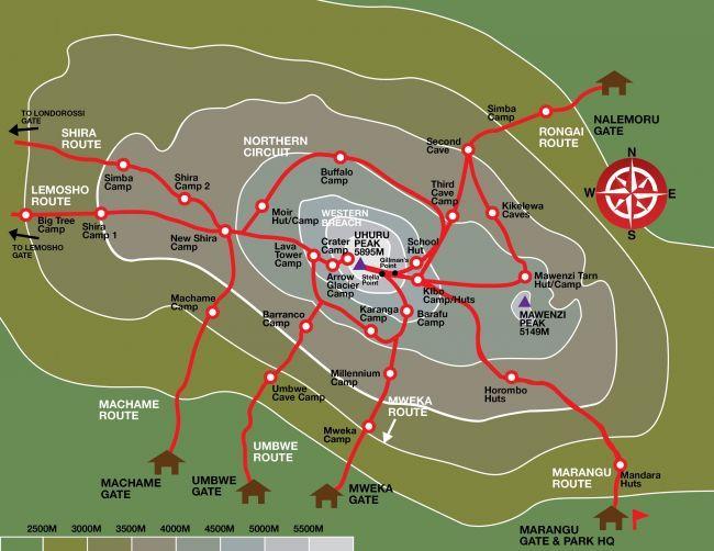 Climb Kilimanjaro No 1 Online Trekkers Companion To Climb