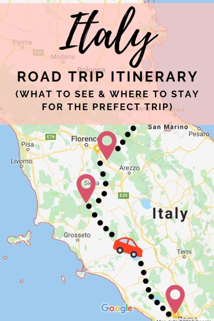 Photo of Italian Road Trip Planner – The Perfect Italy Itinerary