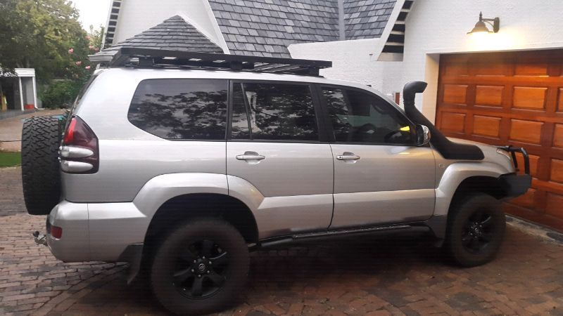 Front Runner Slimline2 Prado 120 Roof Rack Bedfordview Gumtree South Africa 157745579 Toyota Land Cruiser Prado Roof Rack Prado