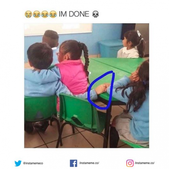 This kid is going places when he grows up!   #kid #school #relationship #lol #instameme