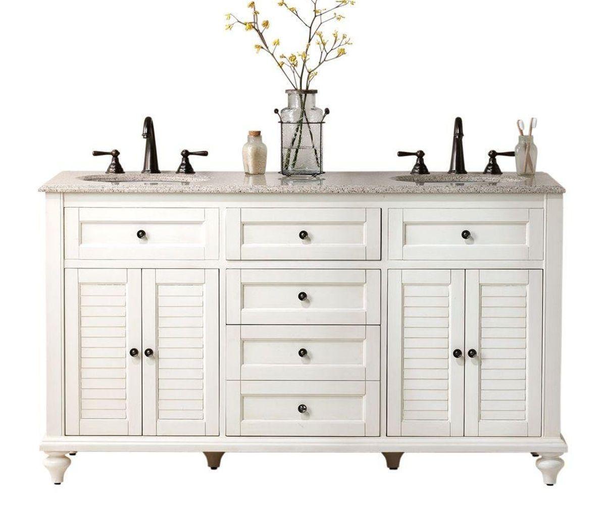 44++ 60 inch double sink vanity farmhouse ideas