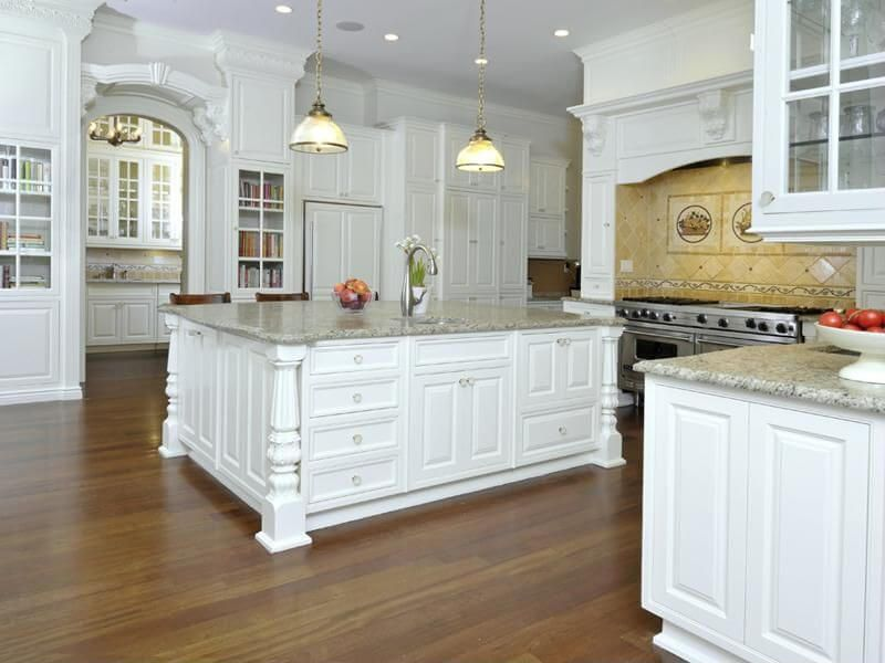 360 Traditional Style Kitchen Ideas For 2017