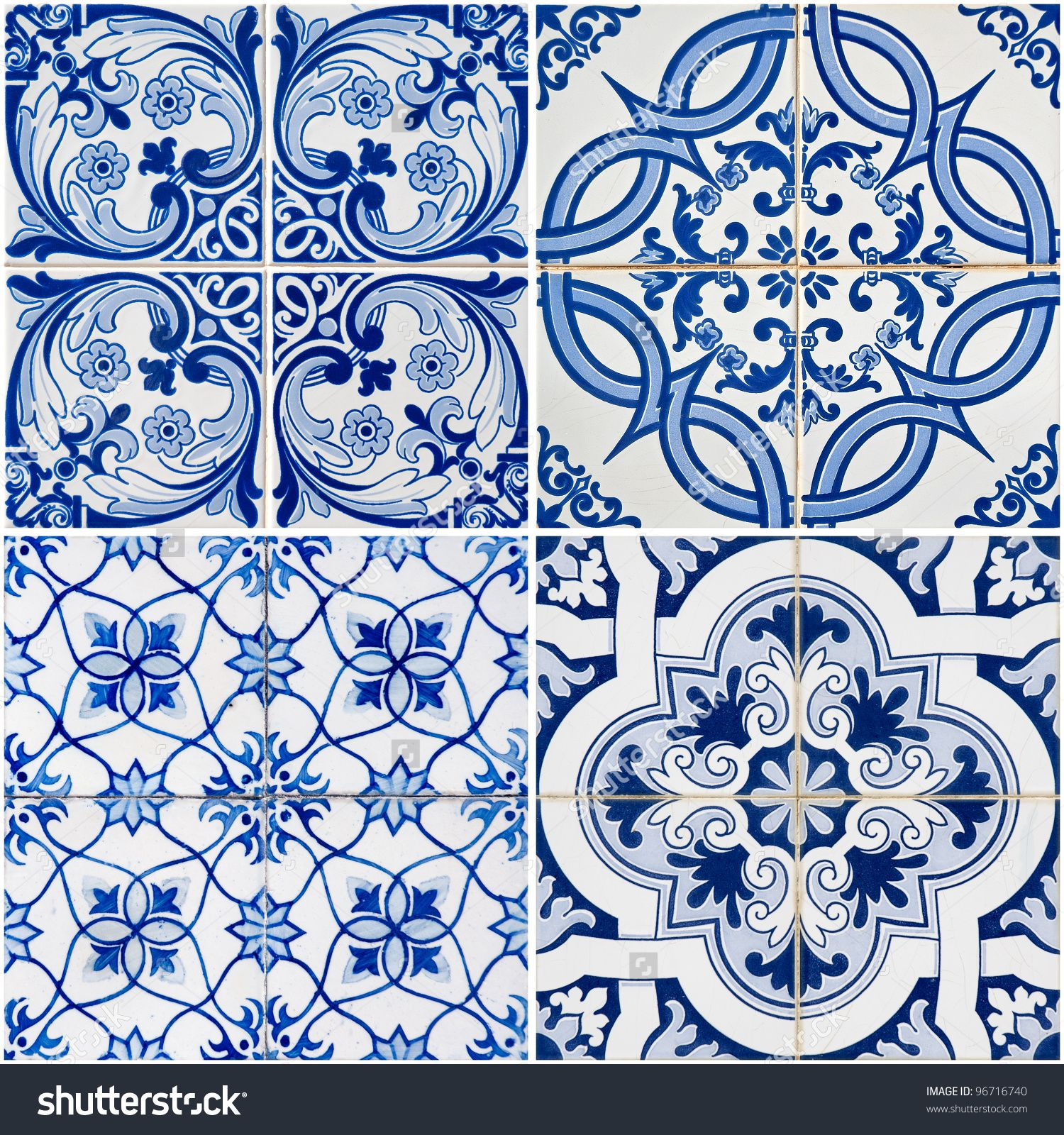 stock-photo-colorful-vintage-ceramic-tiles-wall-decoration ...