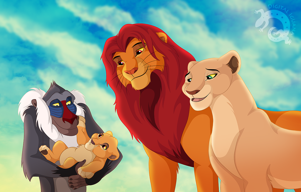 the lion king ii simbas pride he lives in you