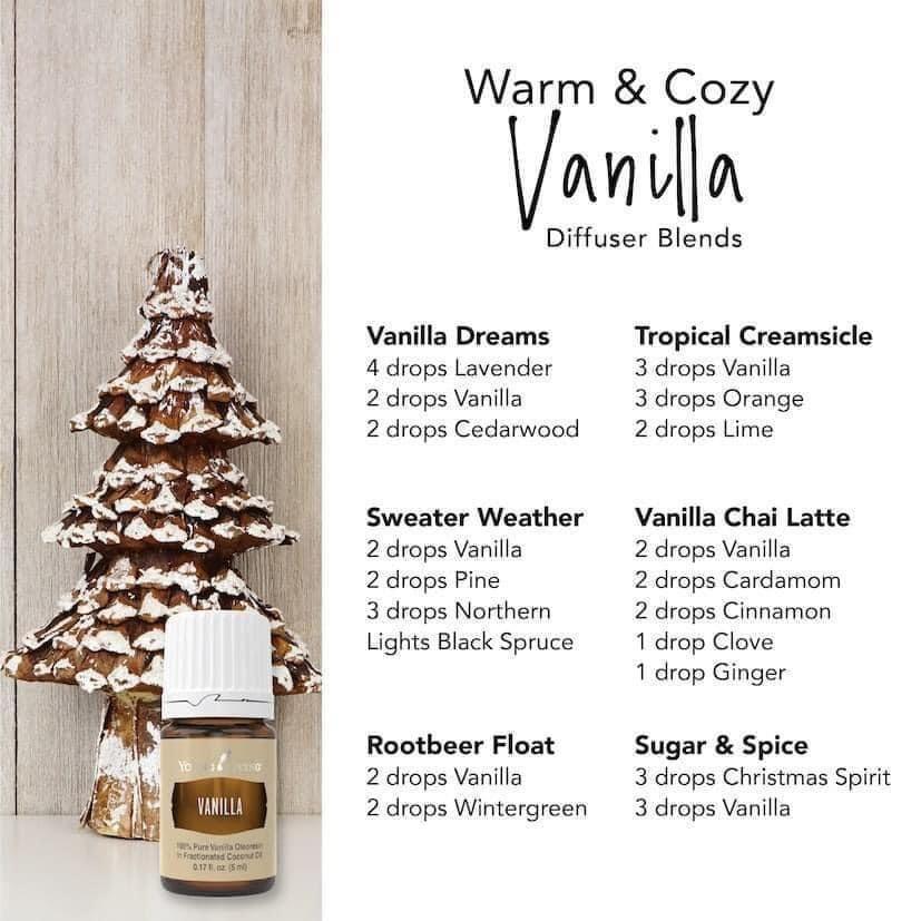 16++ Vanilla essential oil blends ideas in 2021