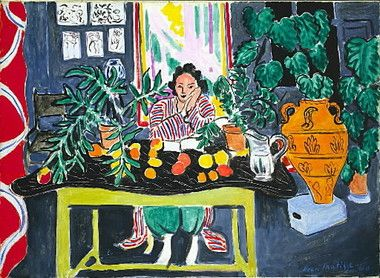 A Matisse owned by the Cleveland Museum of Art was looted by Nazis and later reclaimed by its owners, who then sold it to the museum.