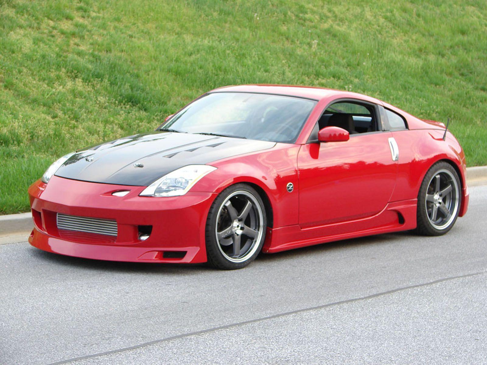 2003 Nissan Fairlady Z [350Z] Turbo Nissan 350z, Nissan