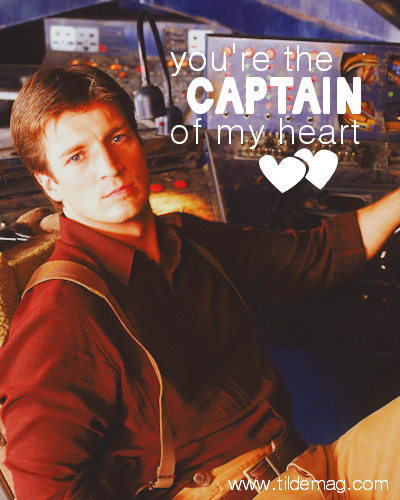 Firefly And Doctor Who Valentines ♥