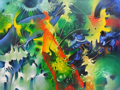 Pintura Y Fotografia Artistica Pinturas Abstractas Mexicanas Abstracto Pinturas Abstractas Cuadros Oleo Abstractos