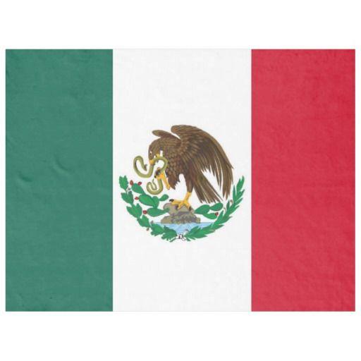 Mexican Flag Fleece Blanket Zazzle Com In 2020 Mexico Flag Mexican Flags Mexico