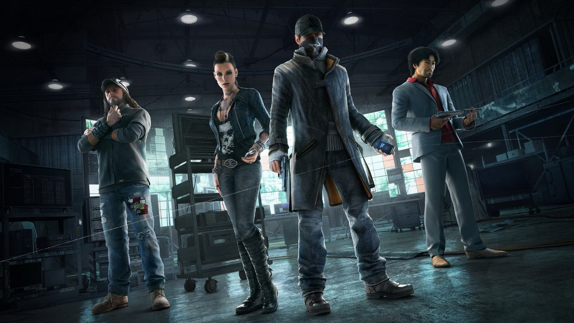 Watch Dogs Wallpaper 1080p Wallpaper Wrench Watch Dogs