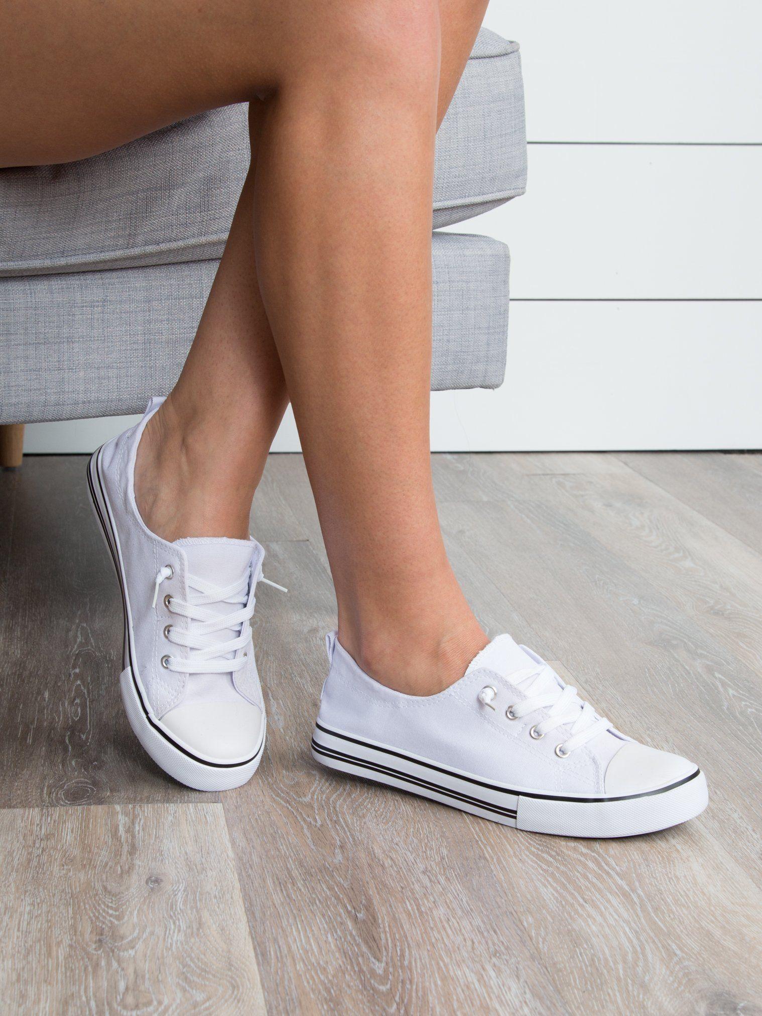 2b62b405e53 The Skylar Slip On Sneaker - Off White White Slip On Sneakers