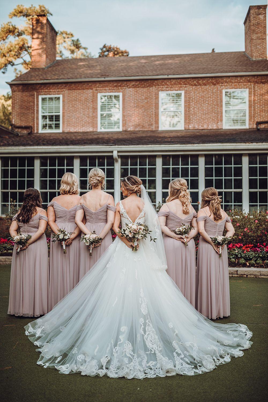 Gold wedding gowns, Wedding dresses