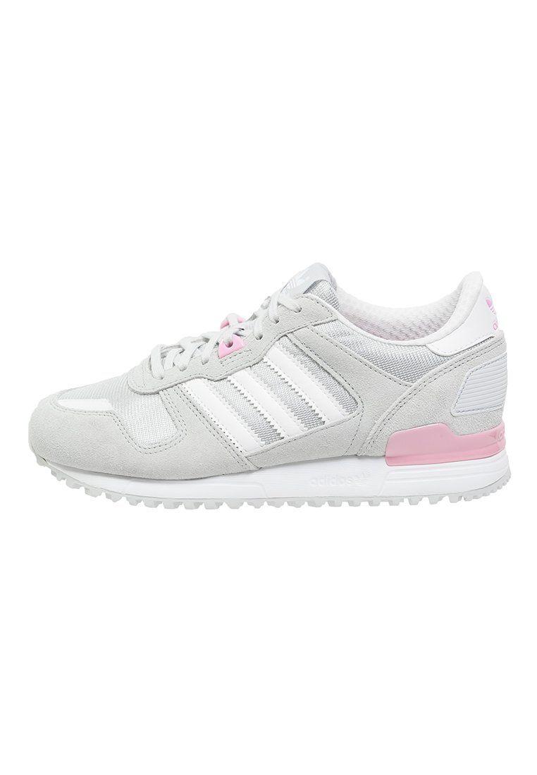size 40 eb03d 68a30 ... discount adidas originals zx 700 sneakers laag grey pink zalando.be  eb3c6 de427