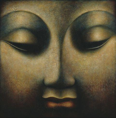 Gratitude - Gandhara Buddha