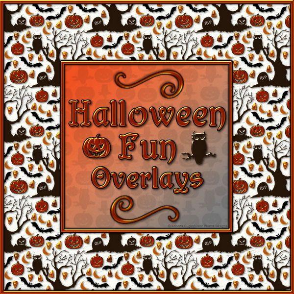 Halloween Fun Seamless Transparent Overlays (CU/PU) Halloween Fun Seamless Transparent Overlays (CU/PU) - $2.50 : Scrap and Tubes Store, Digital Scrapbooking Supplies