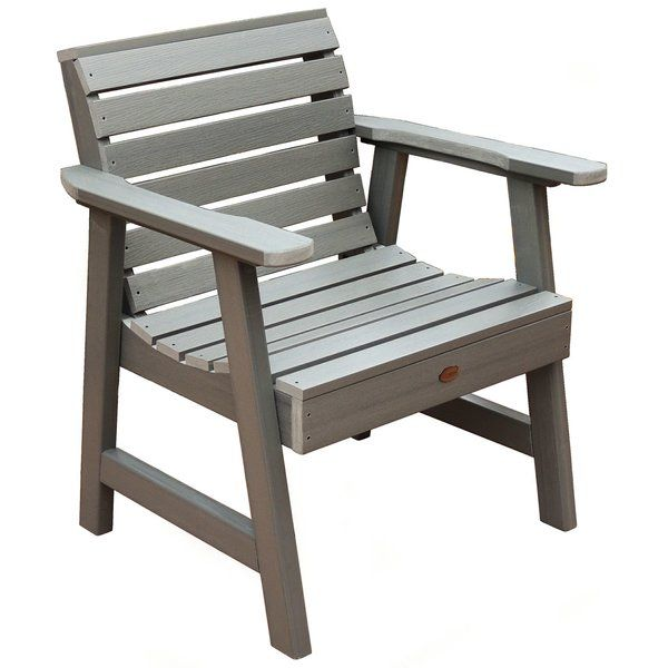 Highwood® Weatherly Recycled Plastic Garden Lounge Chair   With The  Highwood® Weatherly Recycled Plastic Garden Lounge Chair , Its A Breeze To  Settle Back ... Part 92
