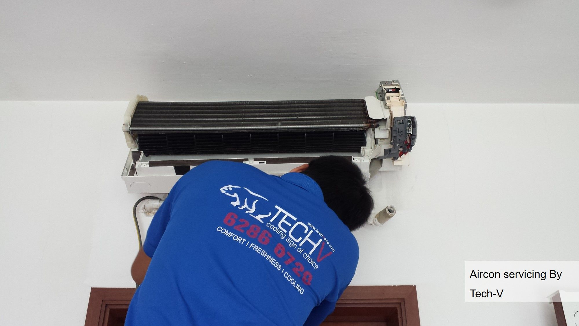 Is your aircon having water leaking issues? When was