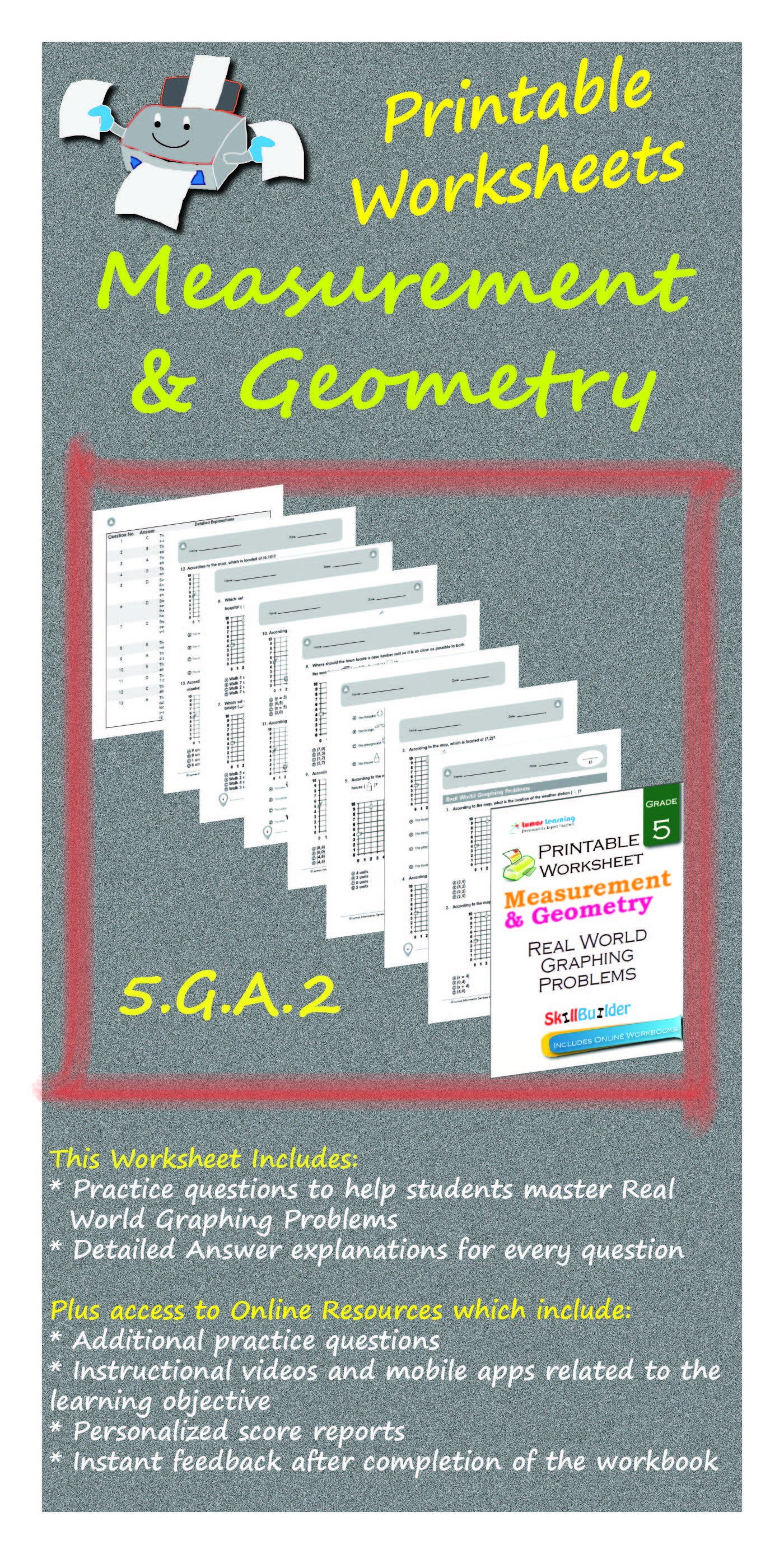 Grade 5 Math Printable Worksheet 5 G A 2 Measurement And Geometry Math Geometry Worksheets Printable Worksheets Grade 5 Math Worksheets Math Printables [ 2775 x 1400 Pixel ]