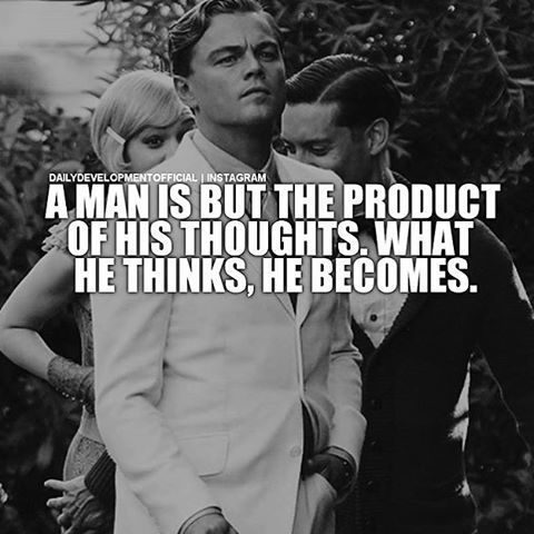 A Man Is But The Product Of His Thoughts Funny Minion Quotes Thinking Quotes Thoughts