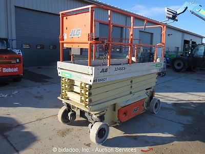 2008 JLG 3246 3246ES ES 32' Electric Scissor Lift Man Work Aerial Platform https://t.co/3k4Az02SxL https://t.co/dq9gRQ8uG0