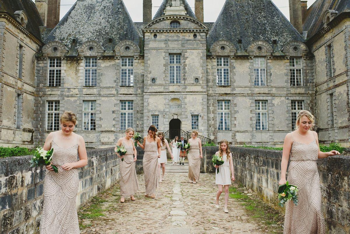 Alison + Jamie - Chateau De Saint-Loup France - www.robgrimesphotography.co.uk