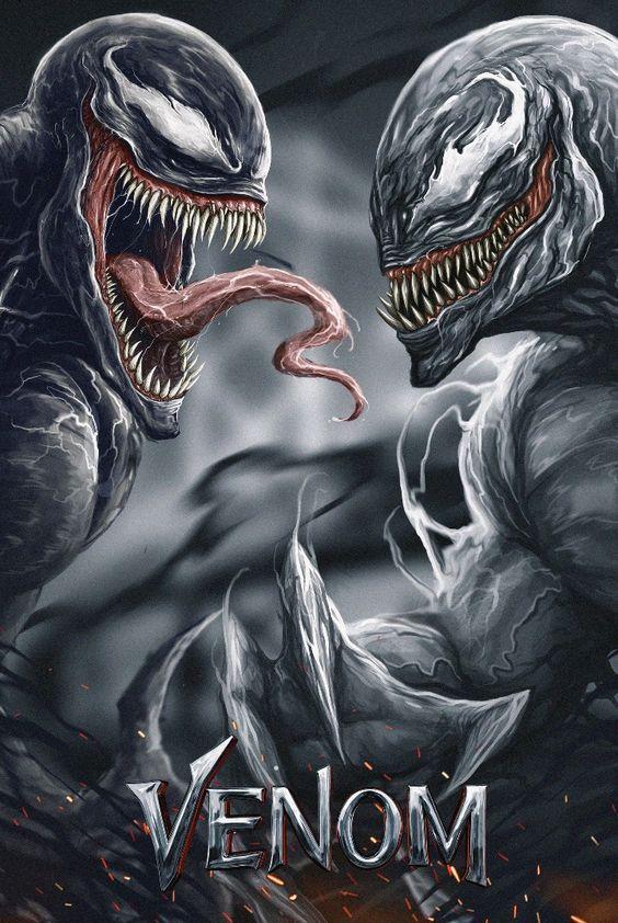 Pin De Mylla Chagas Em Venom Venom Venom Quadrinhos Venom Filme