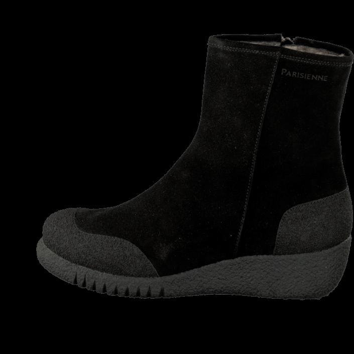 Köp Parisienne 2212-8607 Nero Svarta skor | Chelsea Boots för Dam ✓ Fri frakt ✓ Fri retur ✓ Snabba leveranser. Prisgaranti!