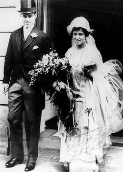 Joseph P. Kennedy, Rose Fitzgerald Kennedy, after