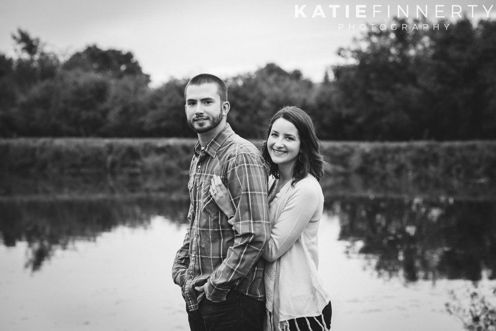 Fall engagement session at Knox Farm State Park, Buffalo; photos by Rochester, NY wedding photographer Katie Finnerty Photography | http://www.katiefinnertyphotography.com/blog/2015.10.15.knox-farm-state-park-engagement-session-courtney-matt