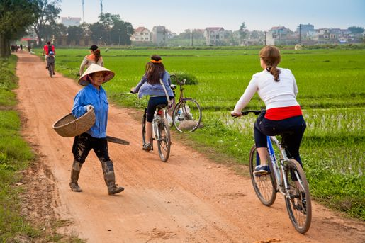 Trek for Kids a nine-day fundraiser from 30 September to 8 October 2015, beginning in Hanoi, North Vietnam. Sign-up or support