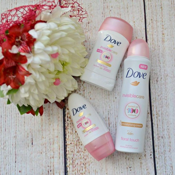 Photo of NEW in Dove Invisible Care Range – Dove Invisible Care Floral Touch