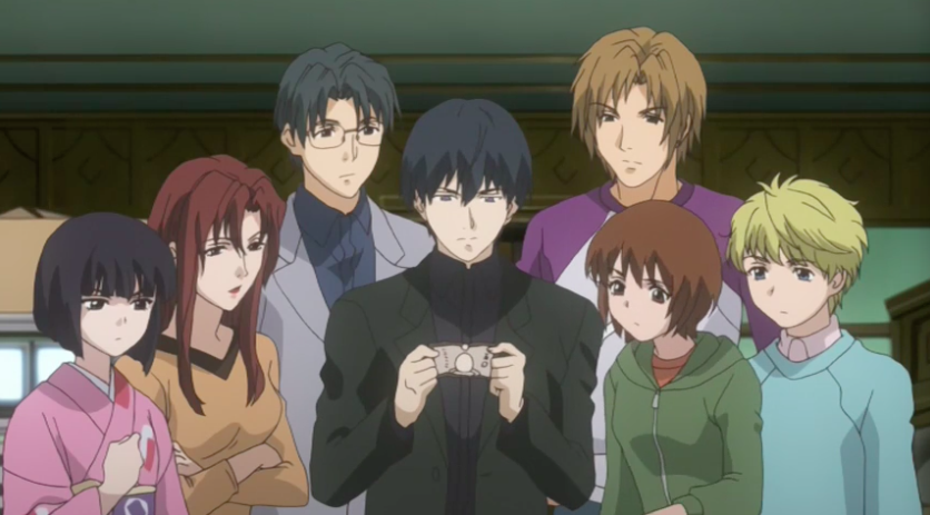 File 7 Ghost hunt anime, Anime ghost, Ghost hunting