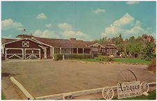 Postcard Knoll Haven Antiques In Yucaipa California 94459 Yucaipa Postcard Antiques