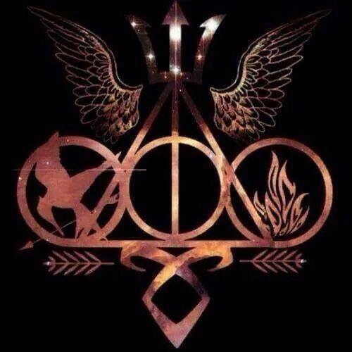 Sin lugar a dudas este es el simbolo mas hermoso y verdadero para todos los devoradores de libros ¿no creen?