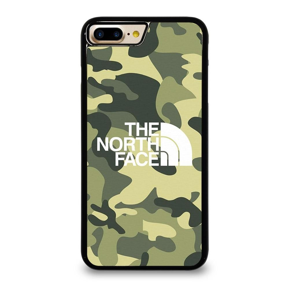 The North Face Camo Logo Iphone 7 8 Plus Case Cover Casesummer Iphone 7 Plus Cases Samsung Galaxy S7 Cases The North Face