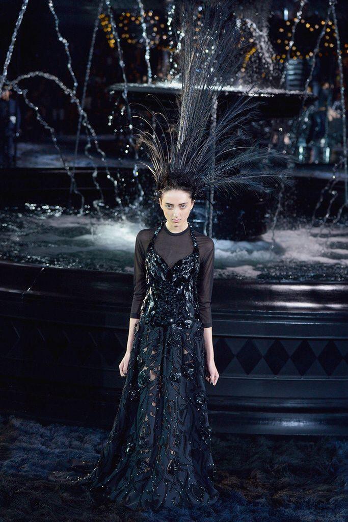 Impactante negro- Louis Vuitton