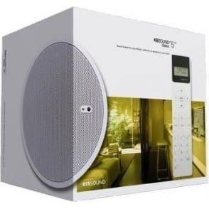 50304 Iselect 5 Inch Fm Kitchen Bathroom Ceiling Radio Bluetooth
