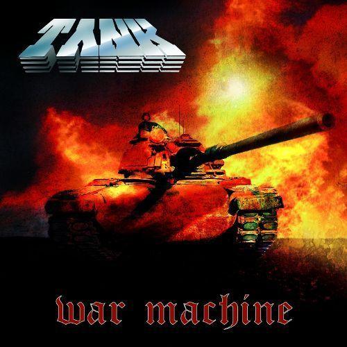 War Machine [CD]